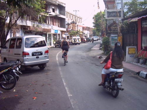 Monkey Road, Udud