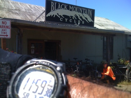 Black Mountain Cycles Control
