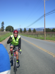 Brian riding with us slower mortals  » Click to zoom ->