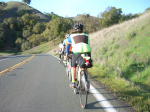 Last climb before Ukiah  » Click to zoom ->