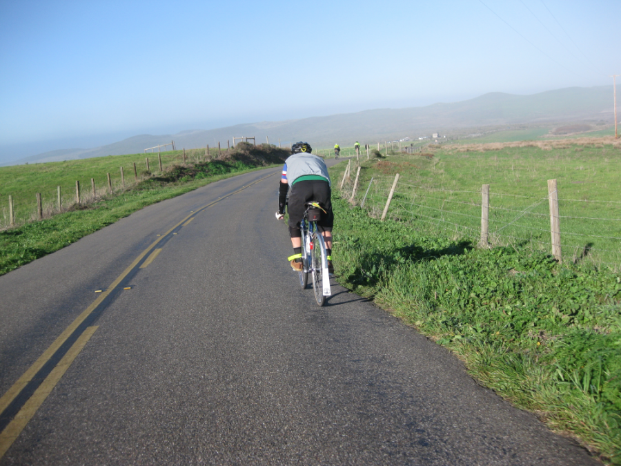 Eric on Pierce Point Rd