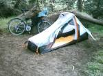 REI Roadster UL 1 person tent  » Click to zoom ->