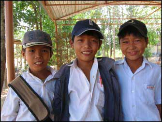 The great Vietnamese kids